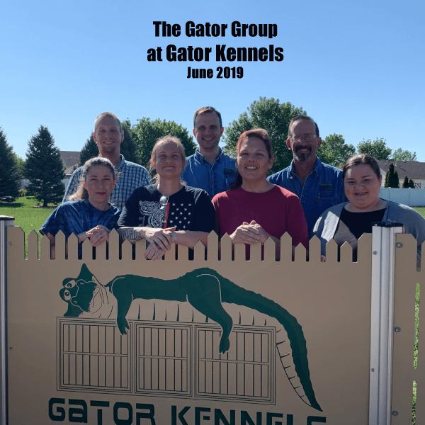 Gator Kennels Team - 2019