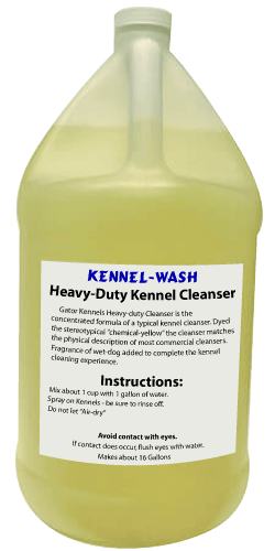Kennel Cleanser